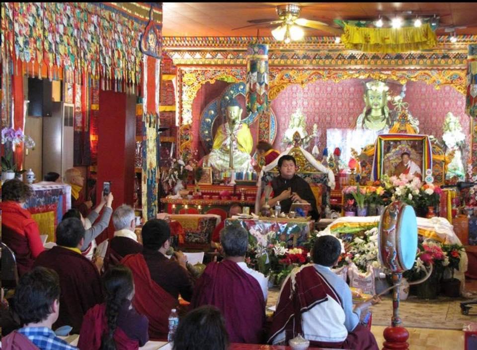Namgay Dawa Rinpoche