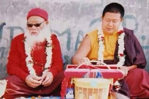 HH Jadrel Rinpoche