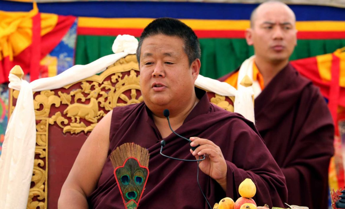 Speech-Situ-Rinpoche