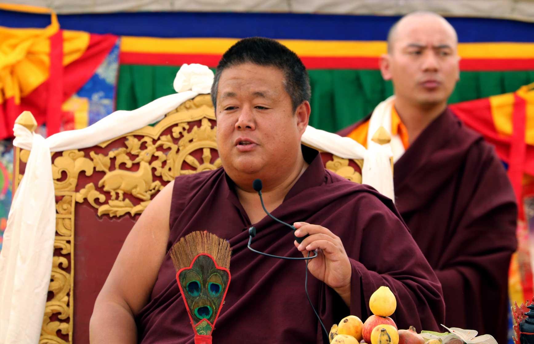 Speech-Situ-Rinpoche